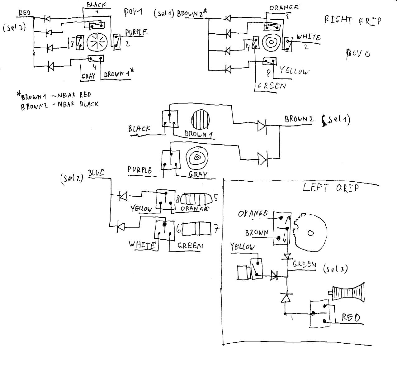 Hotas Cougar Wiring Diagram