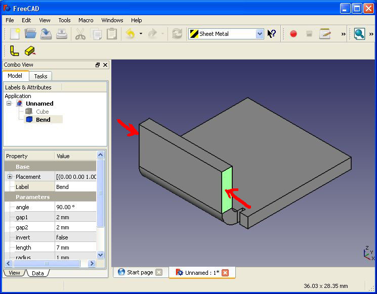 Sheet Metal Addon For Freecad Projects Anyone